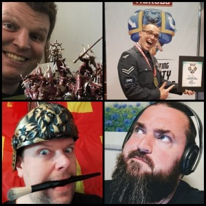 2P's Episode 68 - We are back!! And we are joined for an episode about 40hrs of 40k
