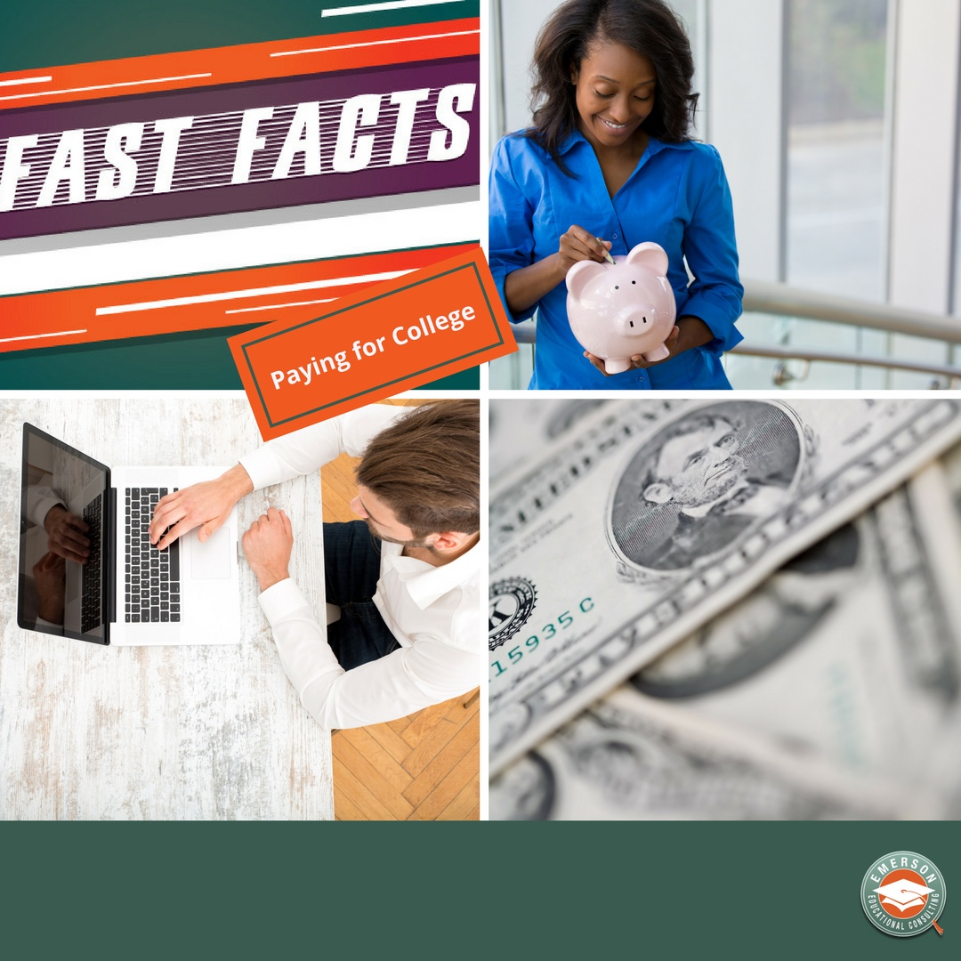 Fast Facts for Parents of College-Bound Students #5 - Paying for College