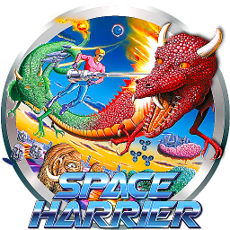 Arcade Perfect Podcast Ep 13 - Space Harrier