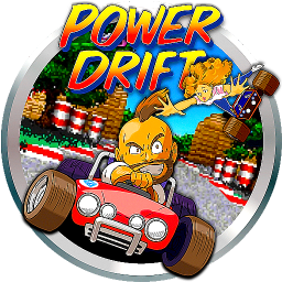 Arcade Perfect Podcast Ep 17 -Powerdrift