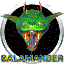 Arcade Perfect Podcast Ep 20 - Salamander