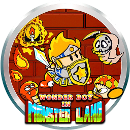 Arcade Perfect Podcast Ep 26 - Wonderboy In Monsterland
