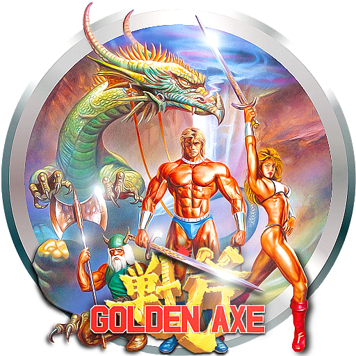 Arcade Perfect Podcast Ep 30 - Golden Axe