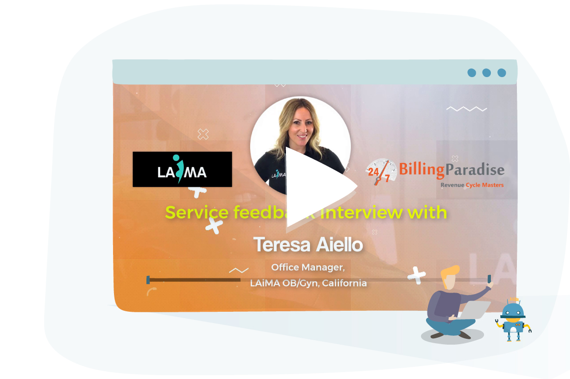 obgyn medical billing service client review