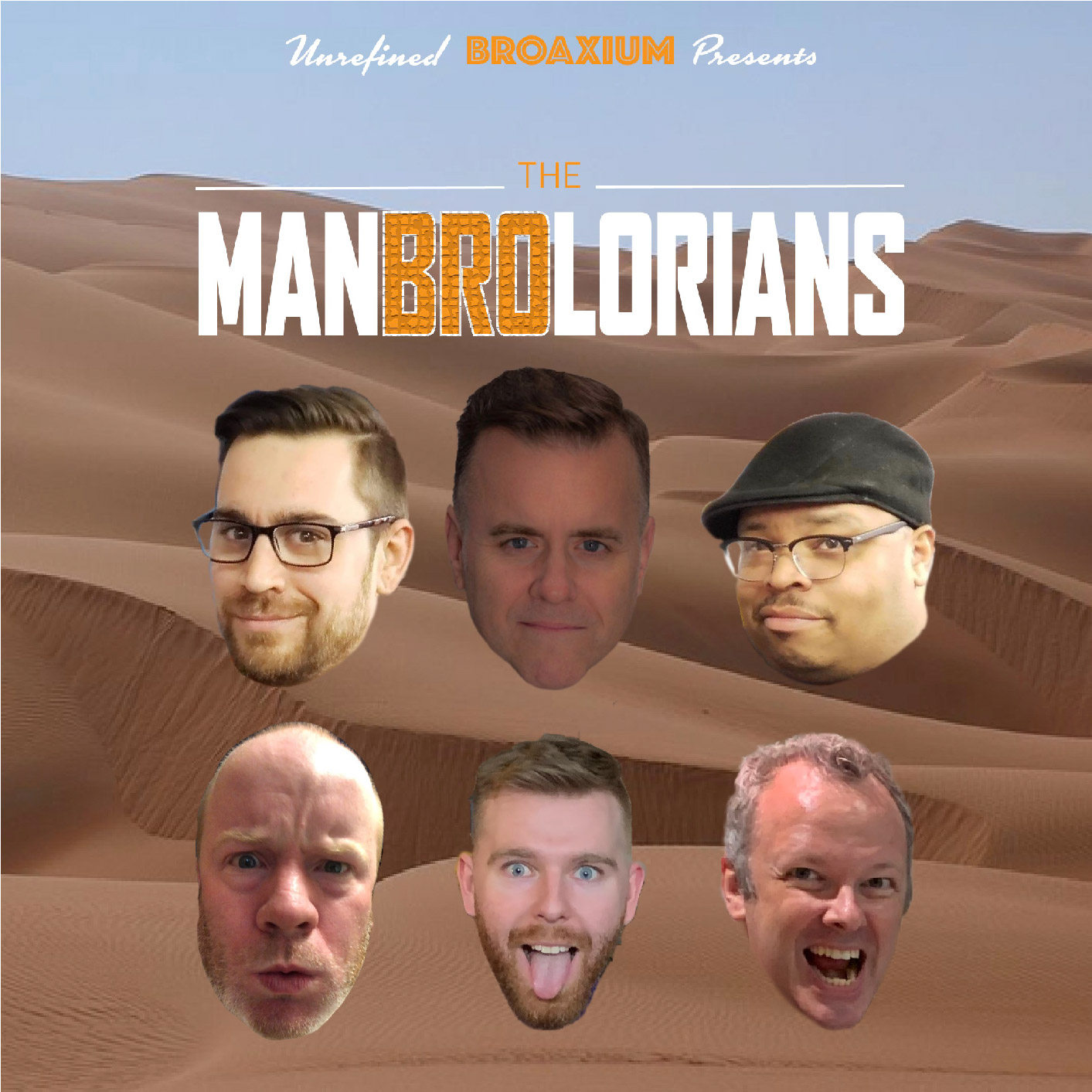 The MANBROLORIANS: Chapter Five