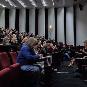 Big Screen Symposium 2016: Screenwriting Masterclass with Cate Shortland - Image and the Subconscious