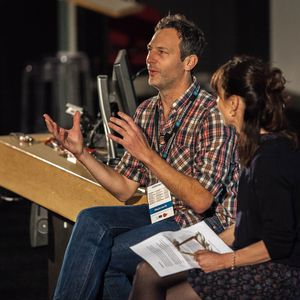 Big Screen Symposium 2016: In Conversation with Jonathan Raymond