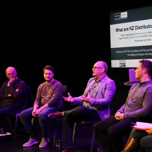 Script to Screen TALKS 2019: What are NZ Distributors looking for?