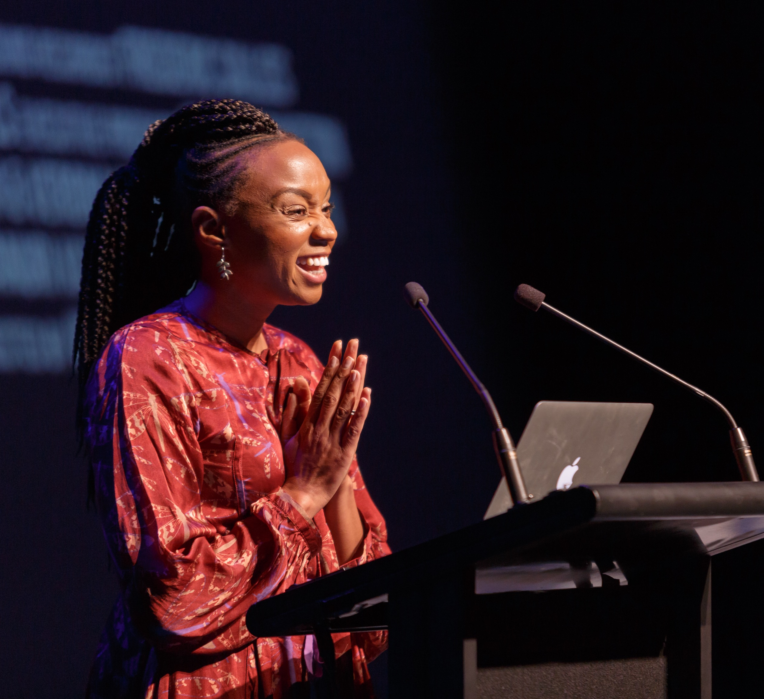 Big Screen Symposium 2018: The Zeitgeist of Joy with Wanuri Kahiu - Keynote Address