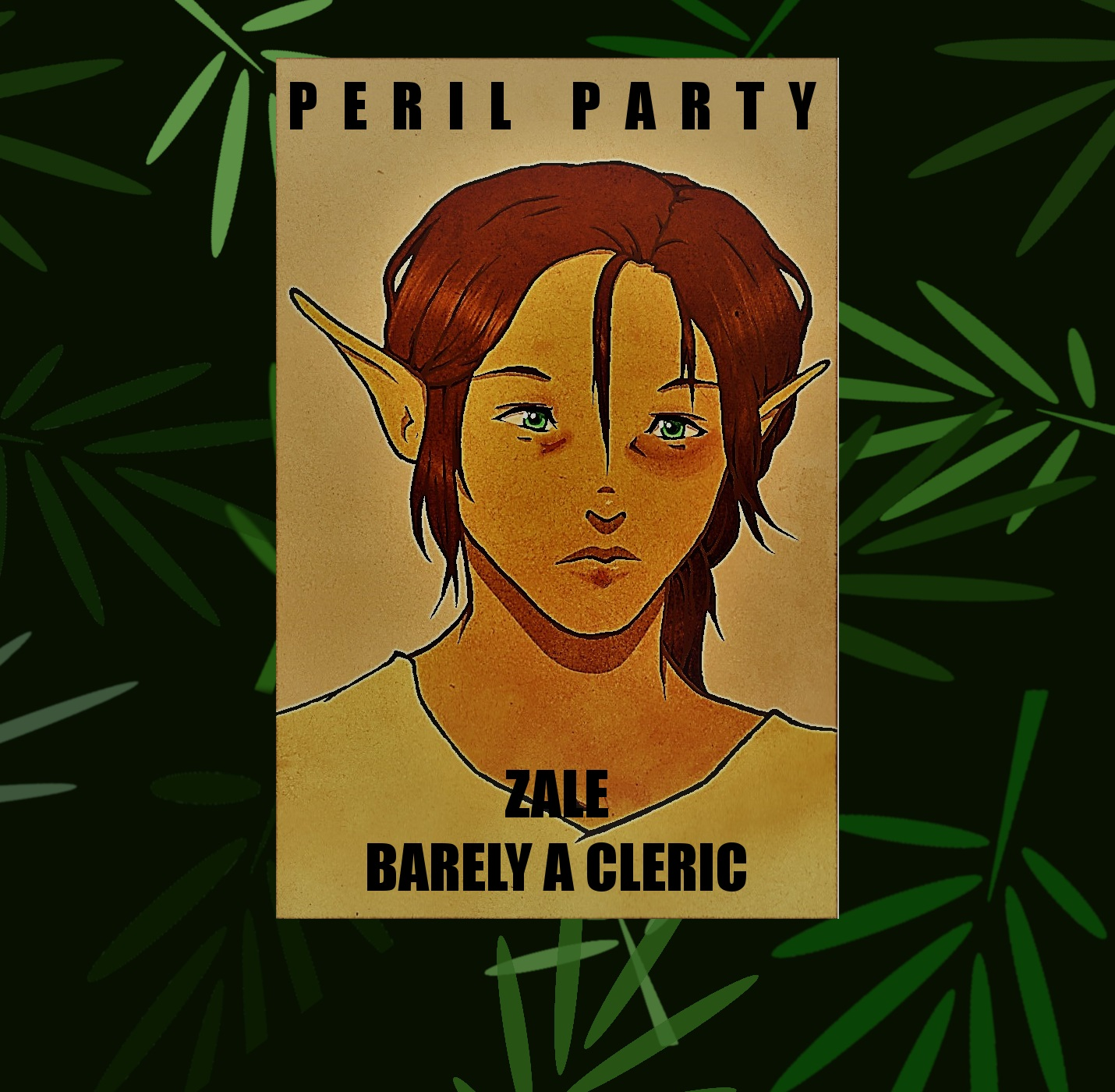 Peril Party: Adella's Rest