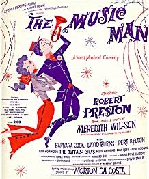 19. The Music Man (with Pete the Retailer)