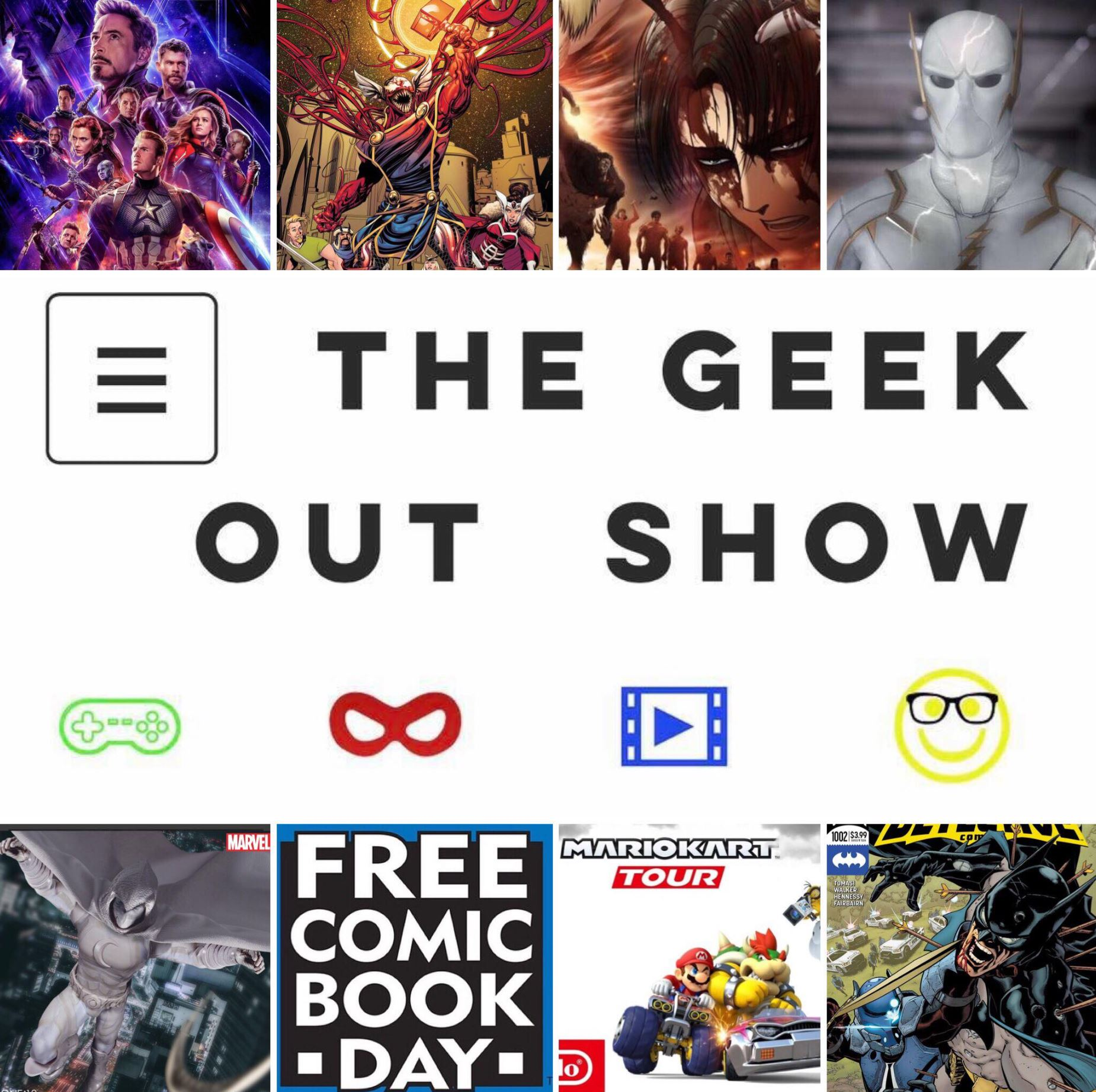 TGOS Ep.66- Good Time To Be A Geek