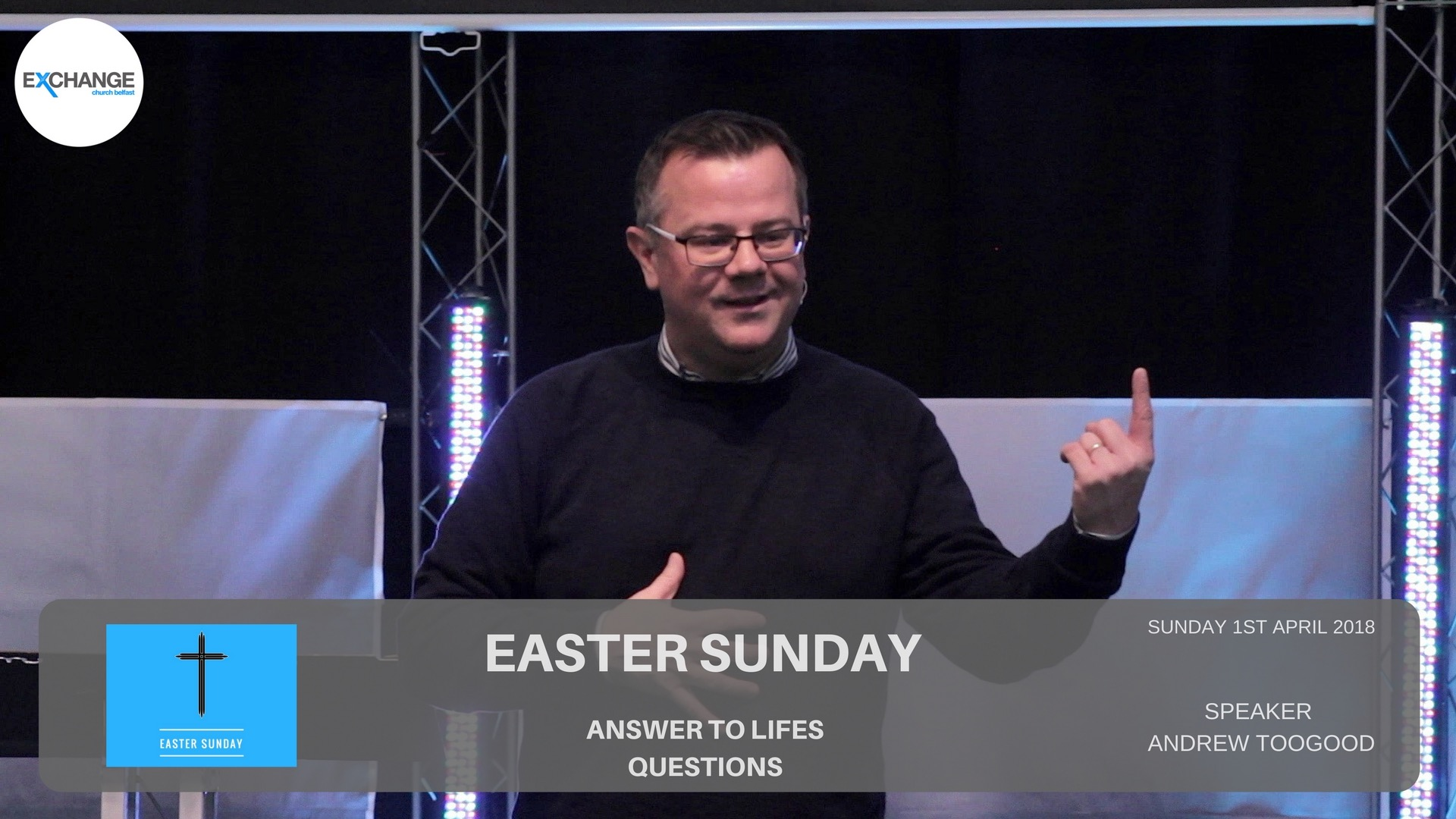 Easter Sunday - Answers to Life's Questions