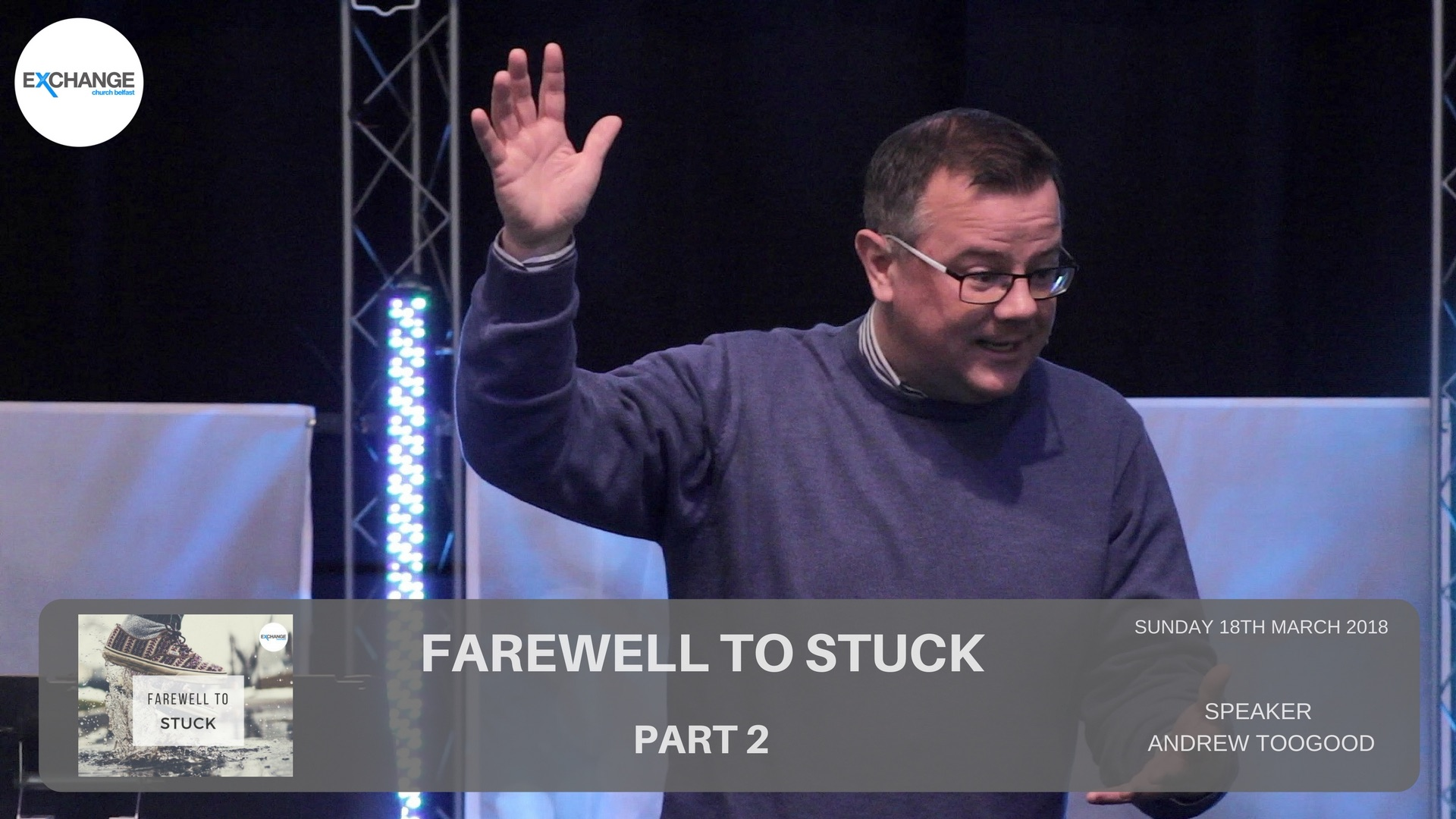 Farewell to Stuck - Part 2 - But they sin!