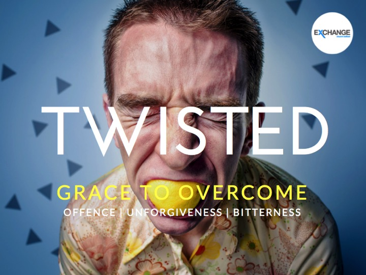Twisted - Week 3 - Grace to stop judging - Part 1