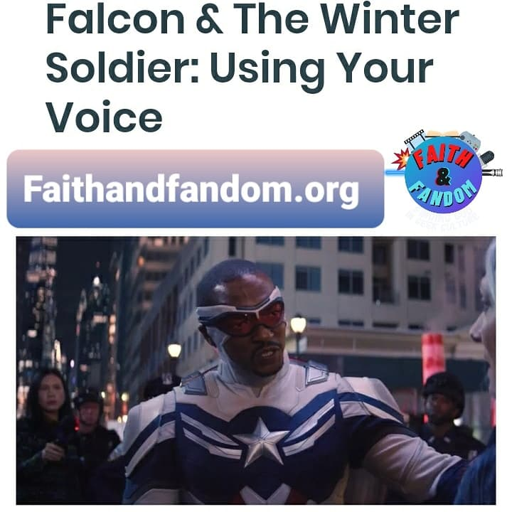Audio Chapter - Falcon & The Winter Soldier: Using Your Voice