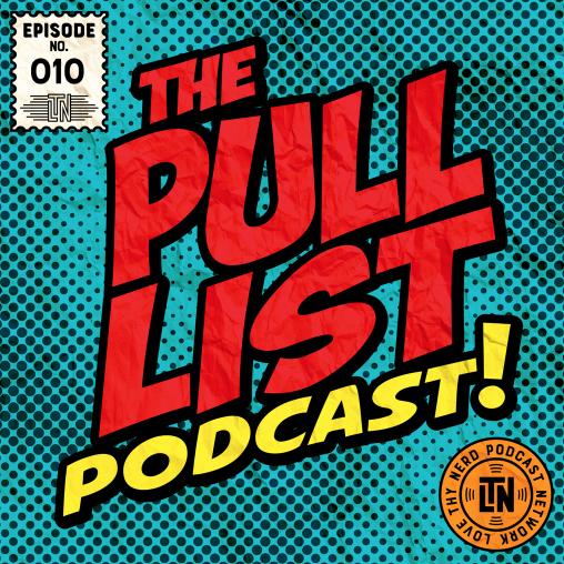 The Pull List Episode #10 Interview With Kevin Eastman!