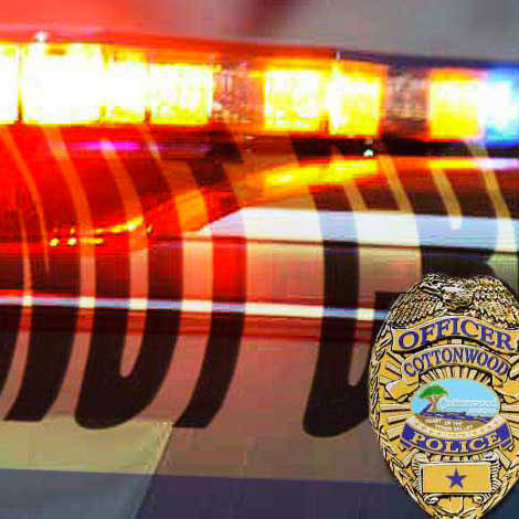 Cottonwood Transient arrested for animal abuse