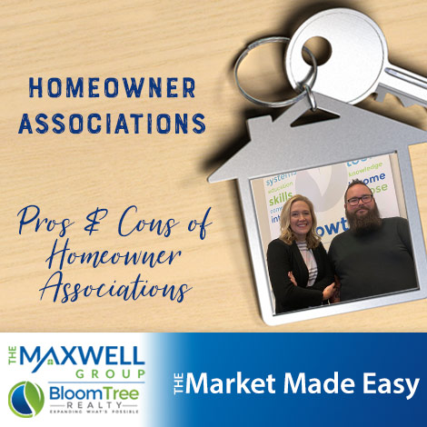 Market Made Easy: Homeowner's Association Pros & Cons