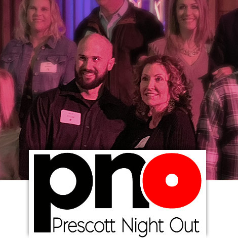 Prescott Night Out Talks Dancing for the Stars with Laura Markey