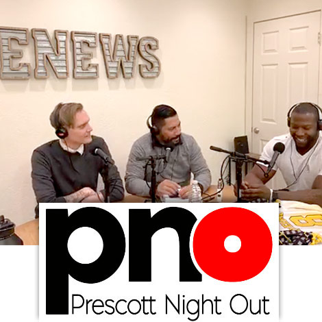 Prescott Night Out: Special Report on the Silverbacks