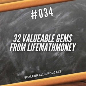50 Valuable Gems From LifeMathMoney (Part 2 - end)