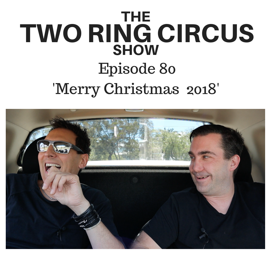 The TRC Show - Episode 080 - 'Merry Christmas 2018′