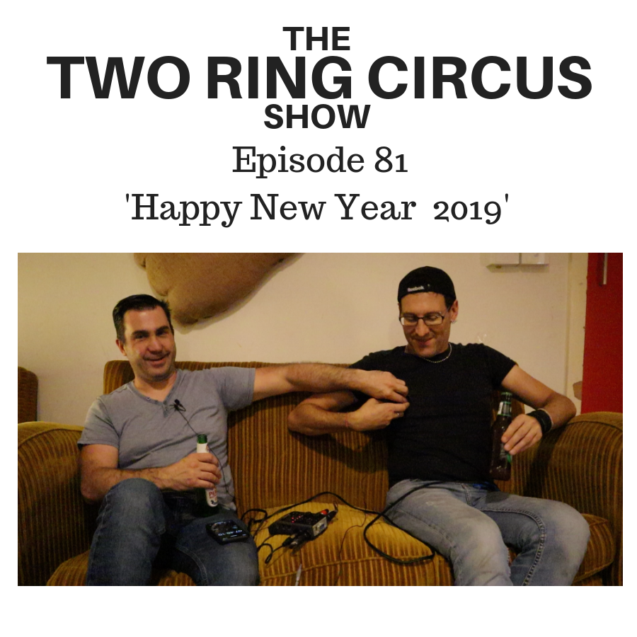 The TRC Show - Episode 081 - 'Happy New Year 2019′