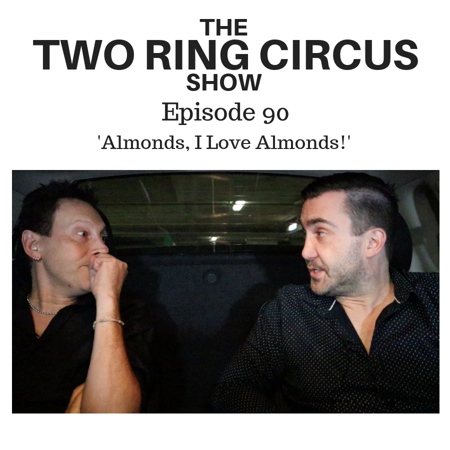 The TRC Show - Episode 090 - 'Almonds, I Love Almonds OR Shaving'