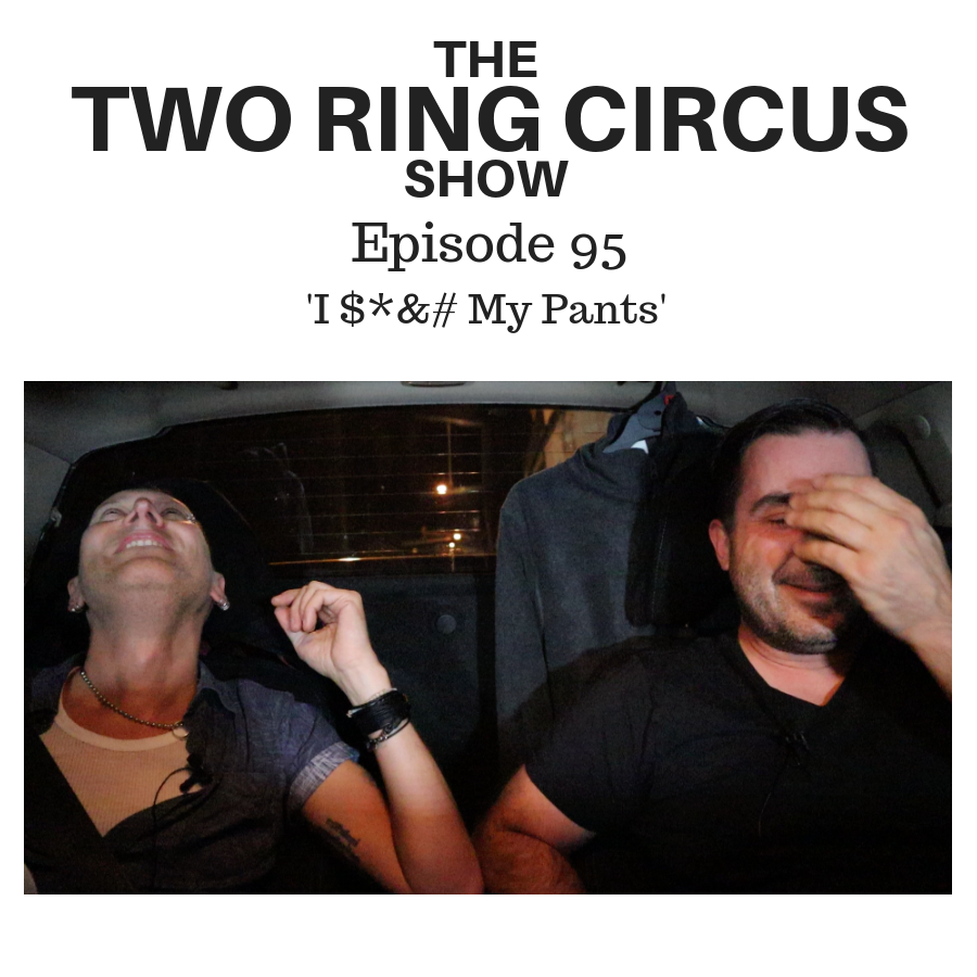 The TRC Show - Episode 095 - 'I $*&# My Pants OR A Disturbance In The Dietary Force'