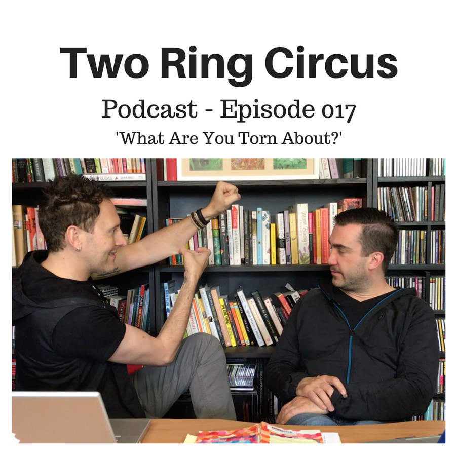 TRC Podcast - Episode 017 - 'What Are You Torn About? OR Non-Functional Clothing'