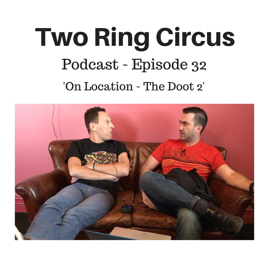 TRC Podcast - Episode 032 - 'On Location - The Doot 2 OR Say No To Prescription Drugs'