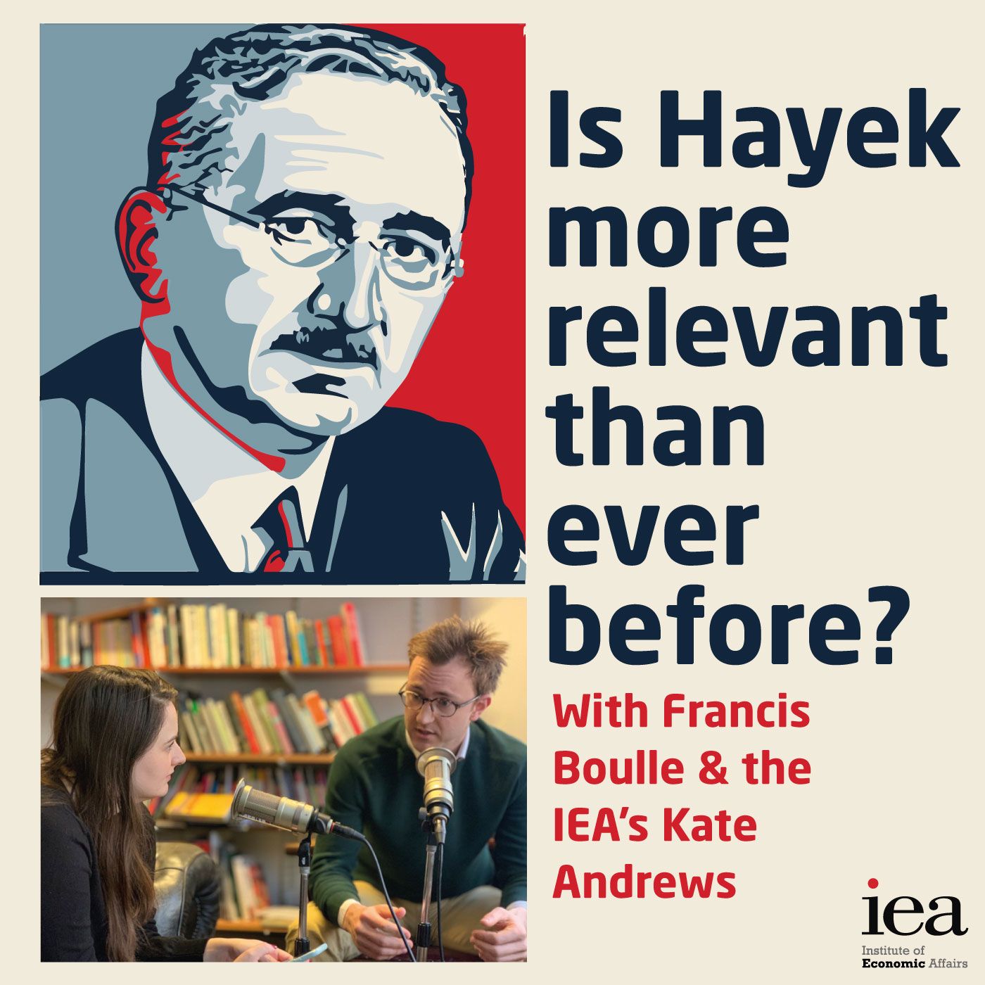 Is Hayek more relevant than ever before?