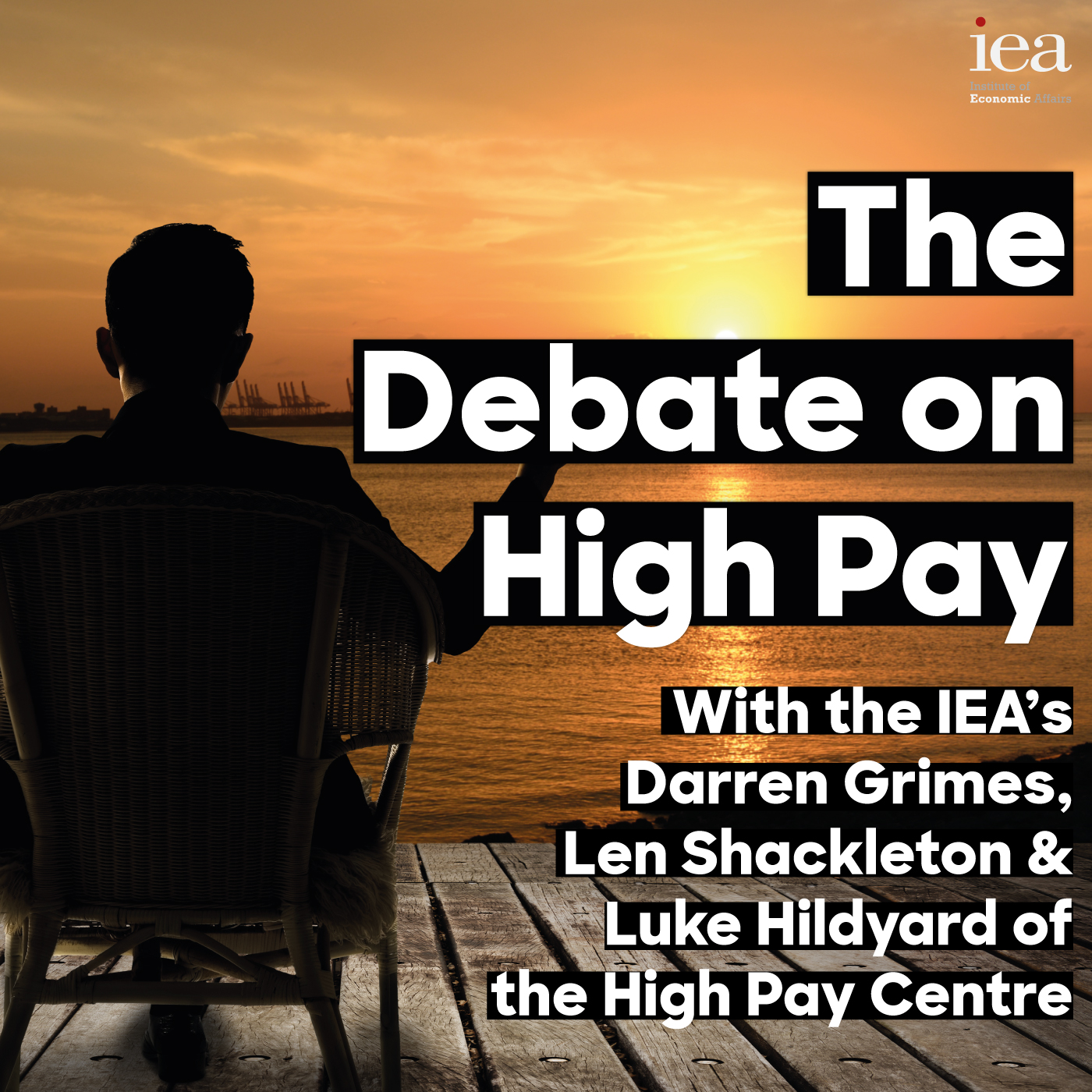 The debate on high pay