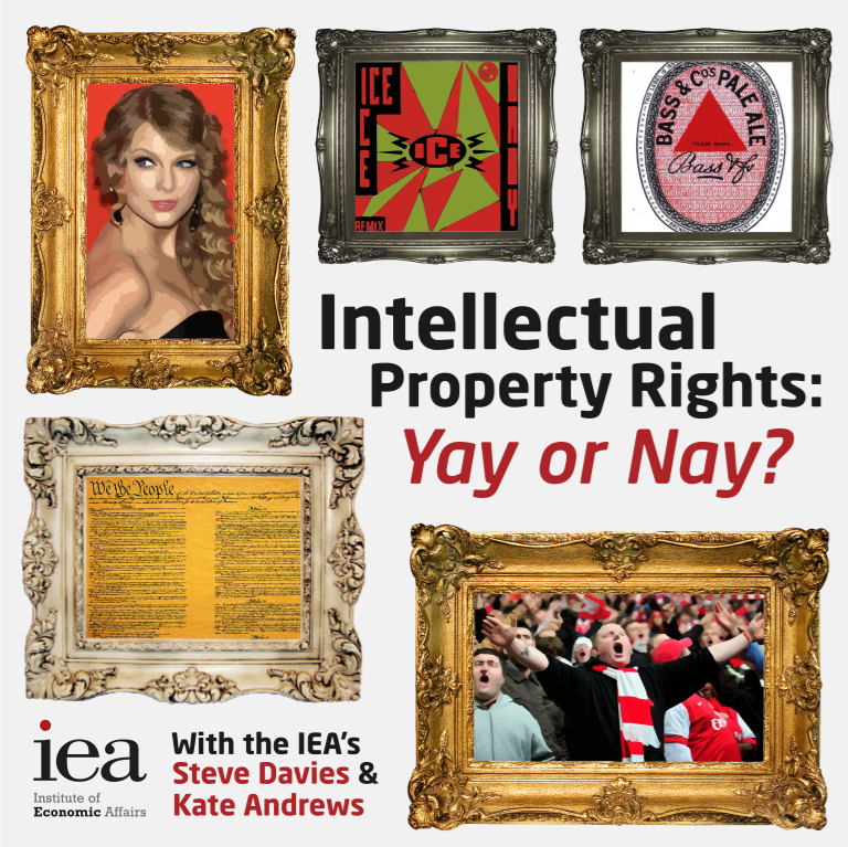 Intellectual Property Logo: Intellectual Property Rights: Yay Or Nay?
