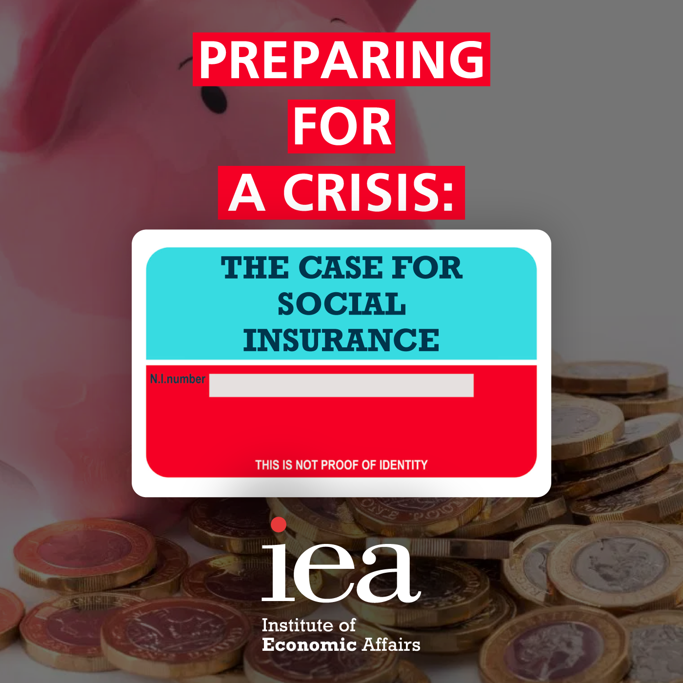 Preparing for a crisis: The case for social insurance