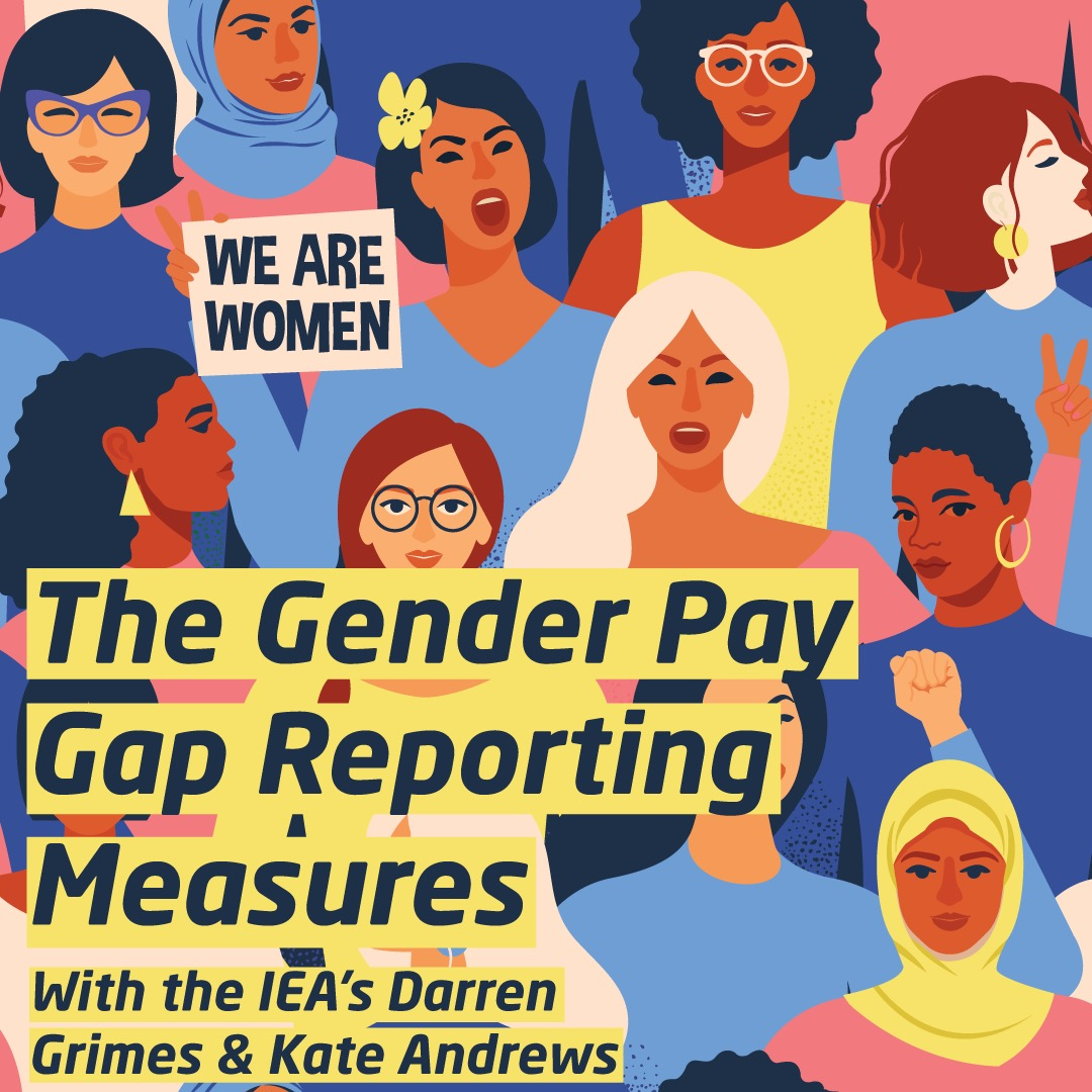 The Gender Pay Gap reporting measures