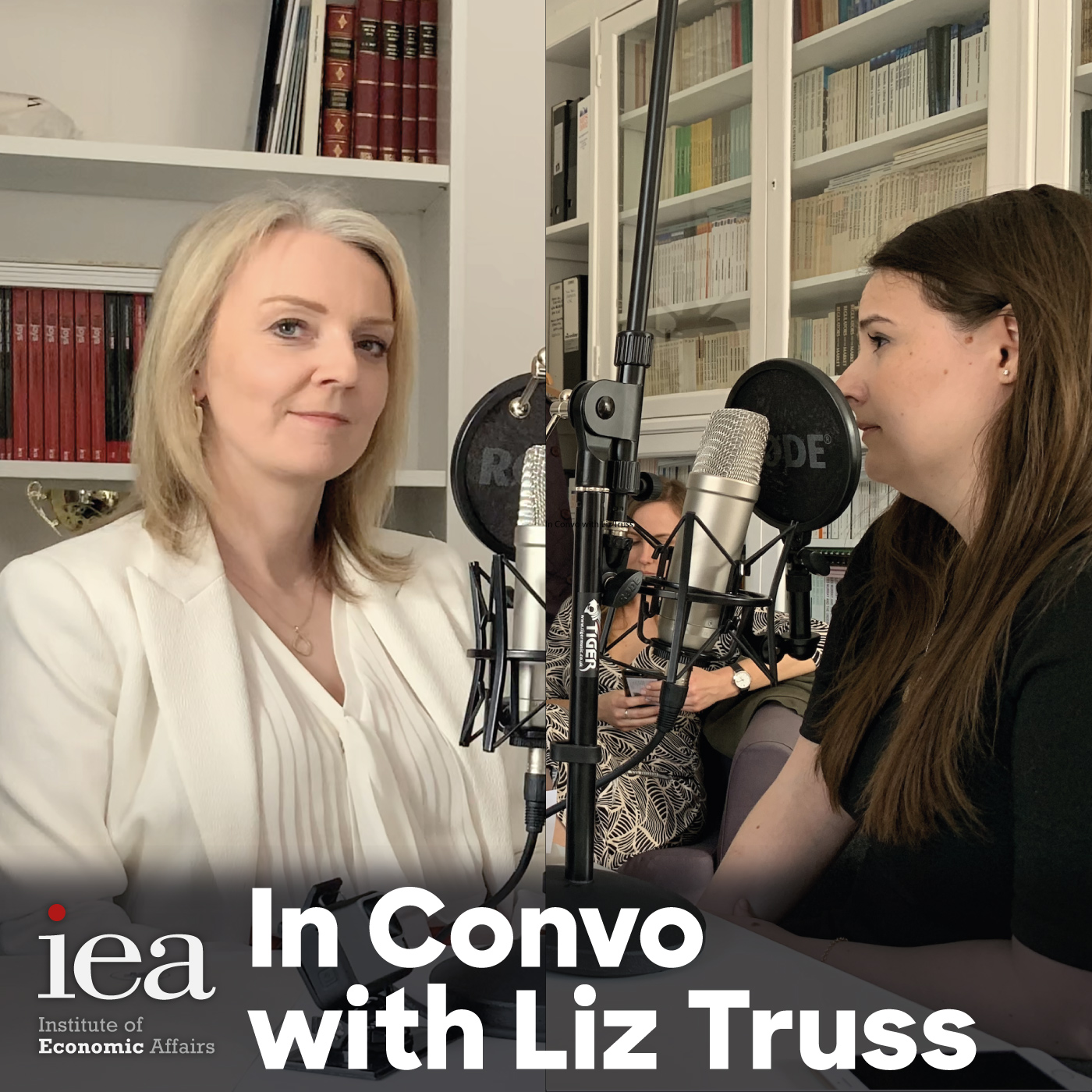 In Conversation with Liz Truss MP