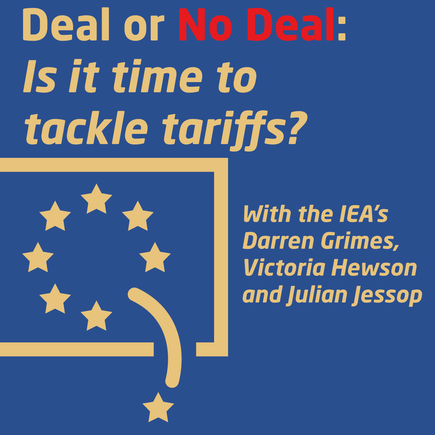 Deal or No Deal: Is it time to tackle tariffs?