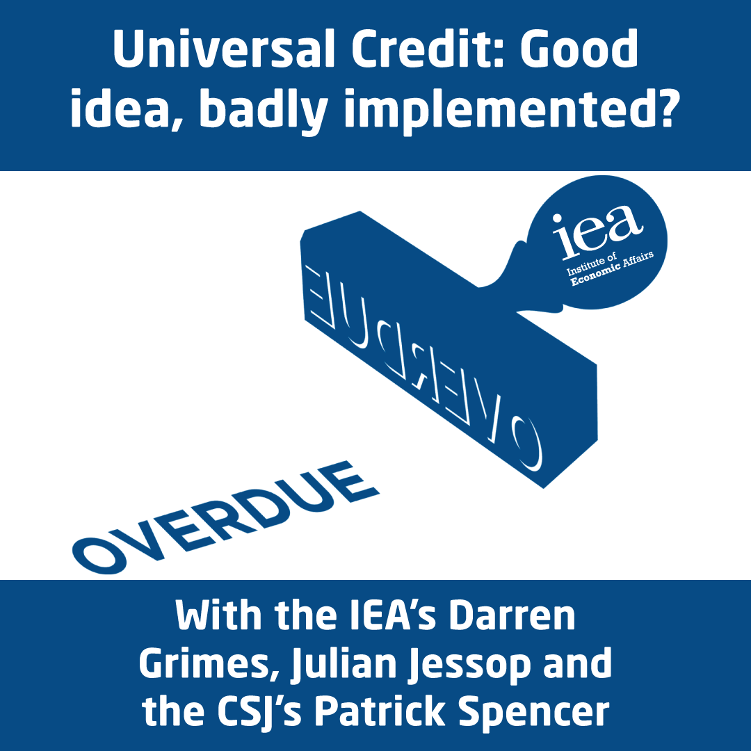 Universal Credit: Good idea, badly implemented?