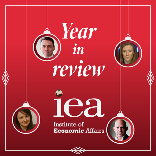 IEA Christmas Special 2018: A Year in Review