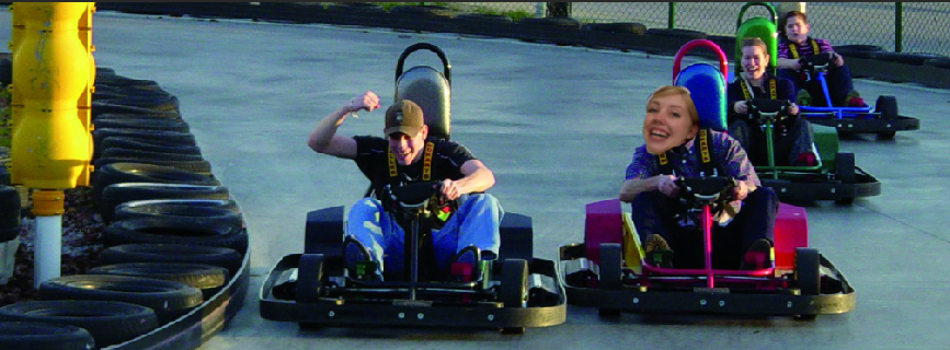 Shelley Has Opinions Episode 86: Go-Karts
