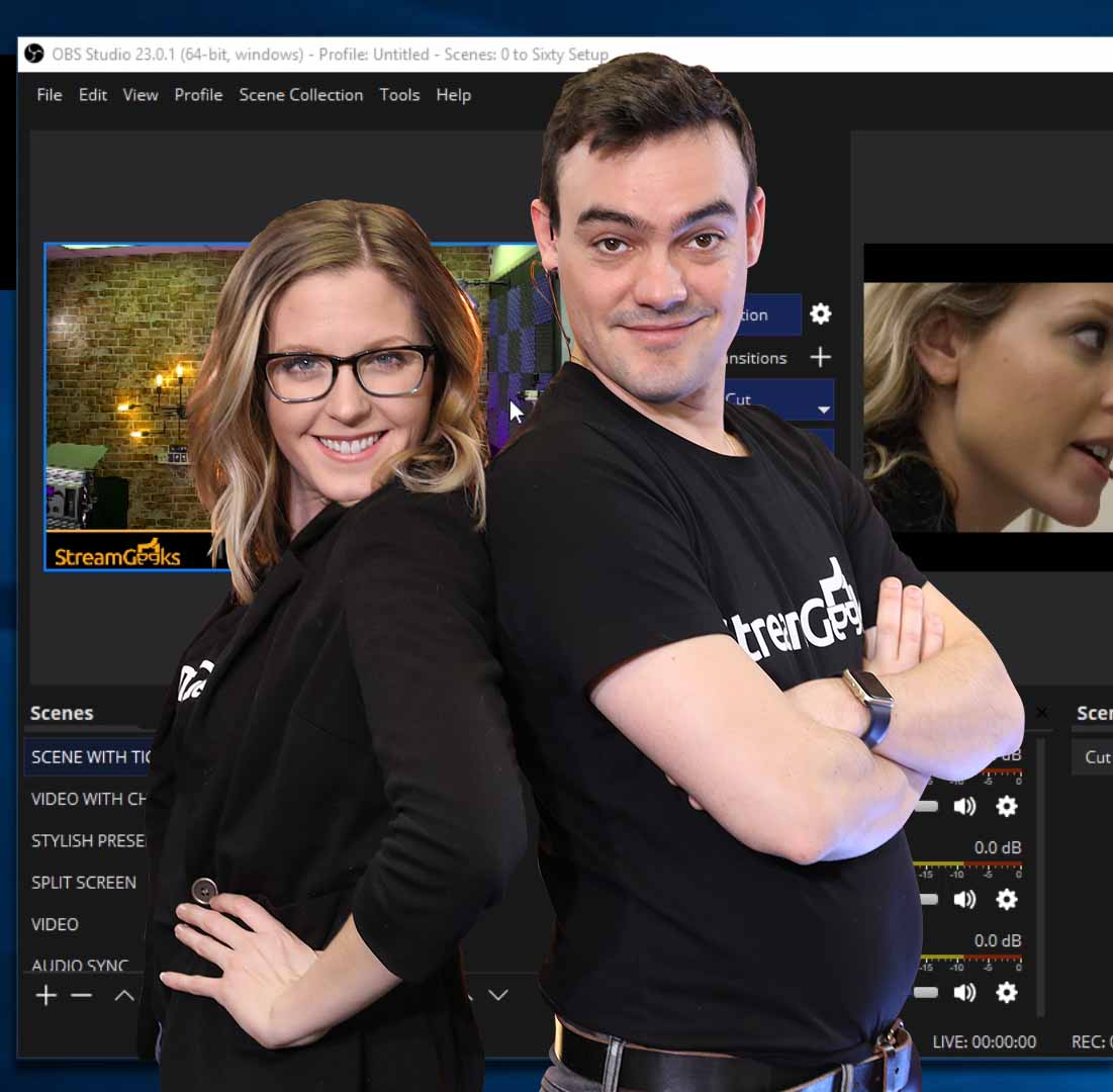 OBS Version 23 is released - Our thoughts on the new Open Broadcast Software