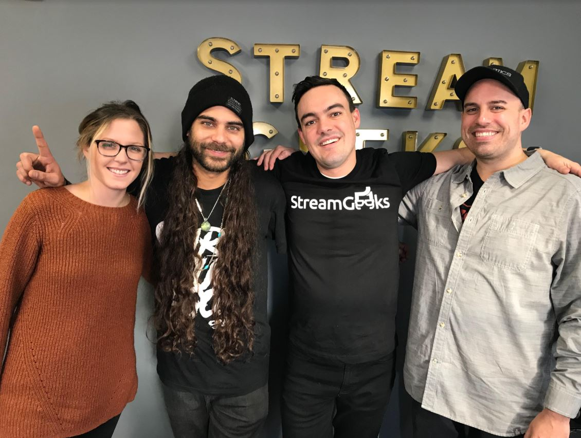 Bam throws huge party at his Castle, Mike Nappi and StreamGeeks talk about the Music Industry and Virtual Ticket Sales