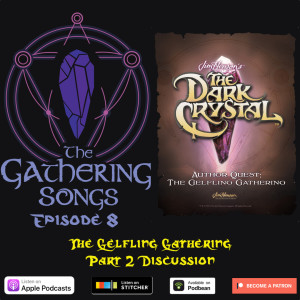 Download Trial By Stone: The Dark Crystal Podcast - The Gathering