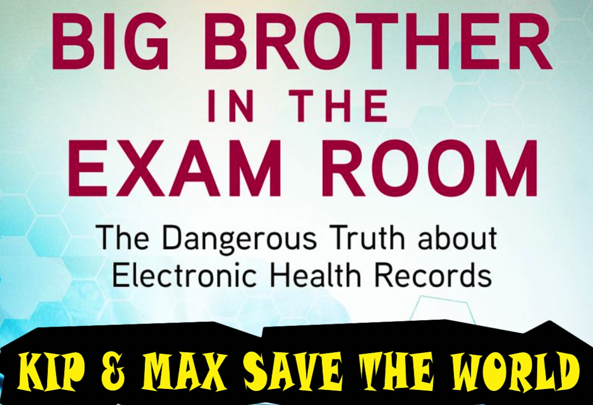 """Episode 51 – Healthcare """"Margins"""" and Big Brother in the Exam Room - with Twila Brase"""