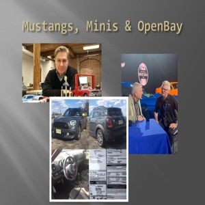 Mustangs, Minis and OpenBay