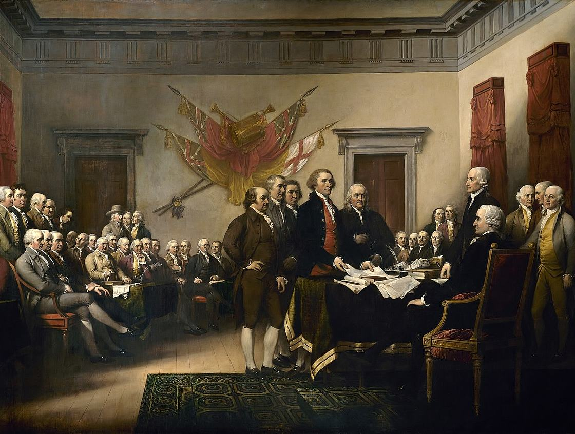 Episode 099 Drafting the Declaration