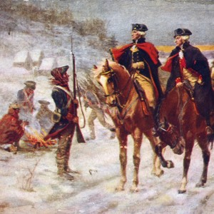 ARP172 Winter at Valley Forge