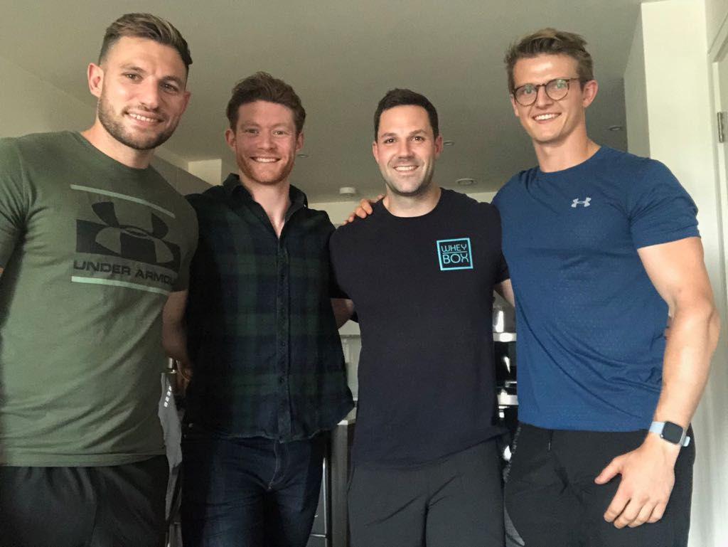 Ep. 58 - The best WHEY to start your business with Ben Thoy